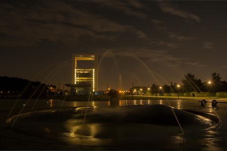 Floriade bij Nacht