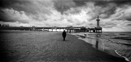 Langs de Pier.