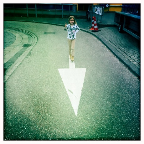 De juiste richting