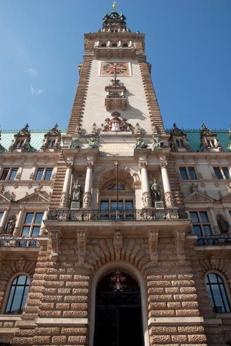 Raadhuis Hamburg