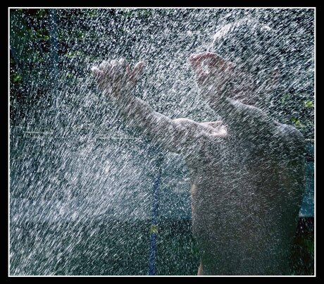 Thuasand waterdrops