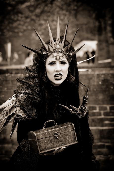 Dark Queen!