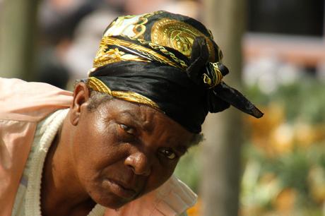 Zuidafrikaans portret