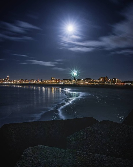 Scheveningen Night Capture!