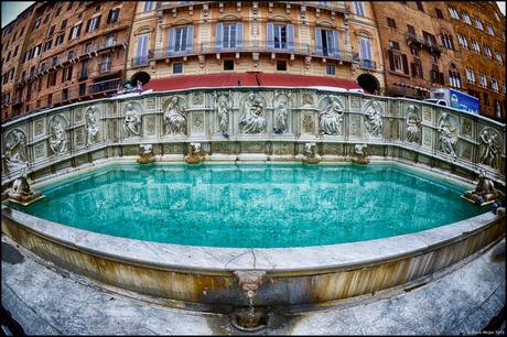 Siena fontein