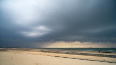 Opzettend onweer