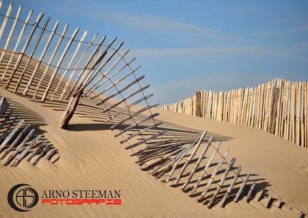 Duinlandschap - Lijnenspel in de duinen - foto door maddonk op 16-05-2015 - deze foto bevat: zon, zee, duinen, zand
