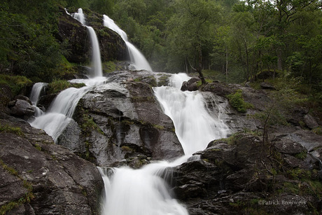 Waterval Noorwegen.