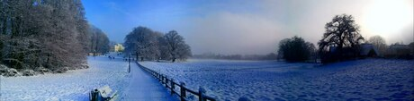 Winter Sonsbeekpark