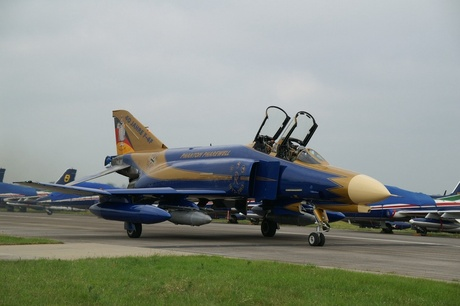 F-4F Phantom 2 zitter