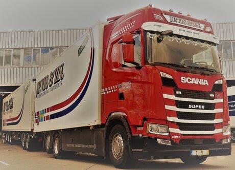 P1140491  Bl Veiling  Flora  oost  DIKKE Scania 500 s LZV   j .P Vis &zn  met filter Zeke  8 april 2021