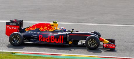 Max Verstappen F1 GP Spa 2016