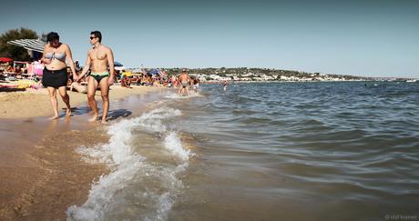 strand tafereel
