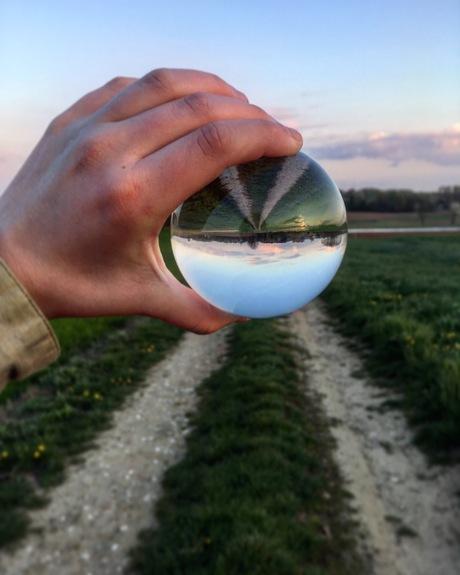 lensball photography