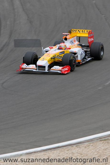 Alonso@ Nurburgring'09