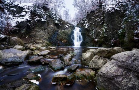waterval van de bayehon