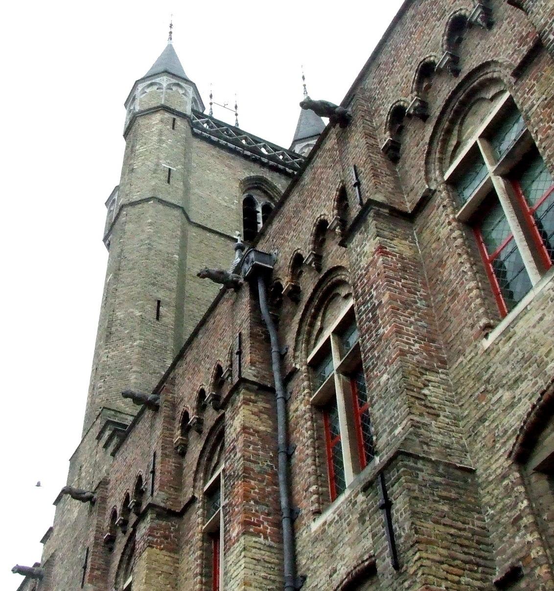 Kerk in Sluis - - - foto door marcelmuis op 04-02-2009 - deze foto bevat: kerk, sluis