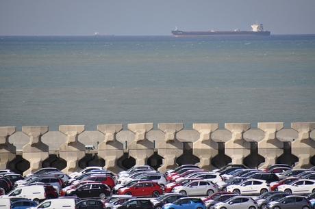 Calais haven