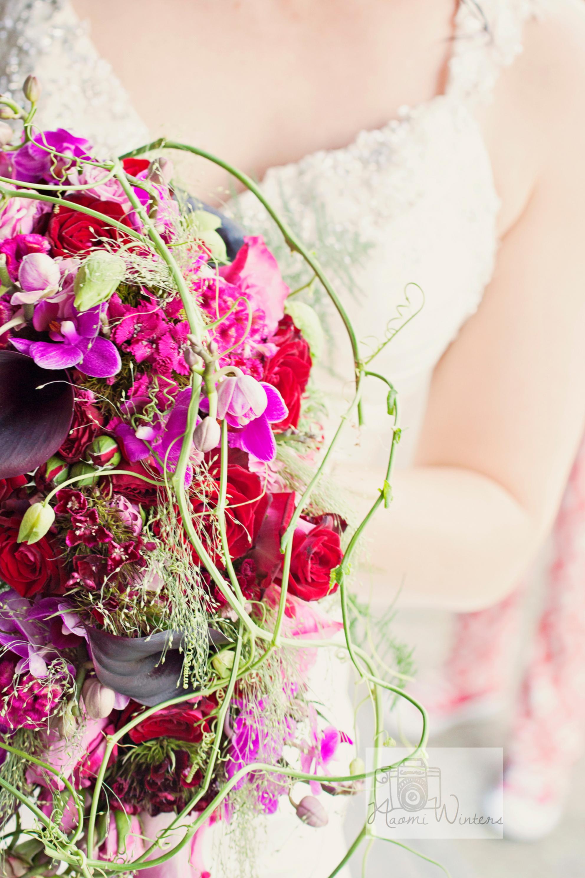 boeket - - - foto door Noompie op 03-10-2014 - deze foto bevat: boeket, bloemen, bruiloft - Deze foto mag gebruikt worden in een Zoom.nl publicatie