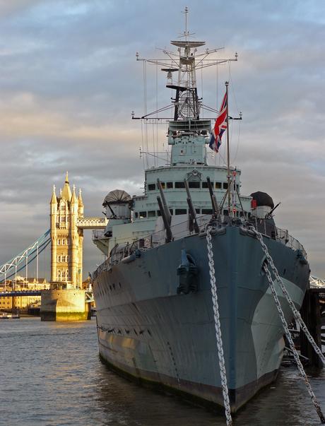 HMS Belfast (C35)