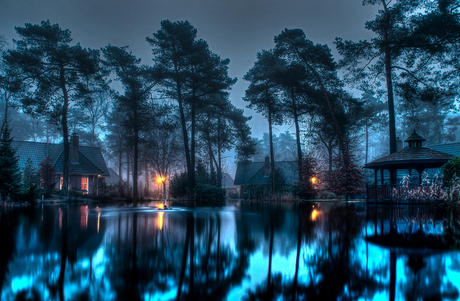 Spooky Holiday Park