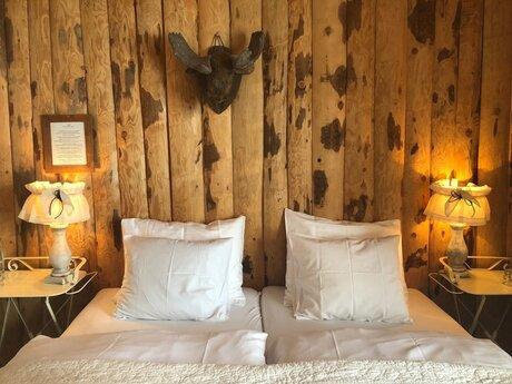 Hamilton Lodge Gastenkamer