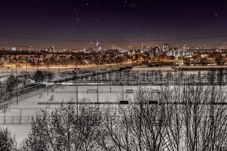 Winter lichtjes