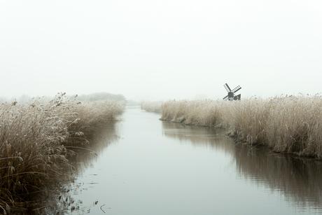Winter in Westzijderveld
