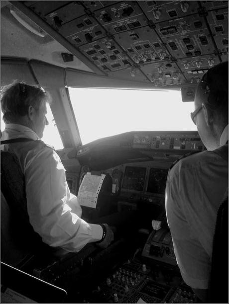 Landing JFK Airport