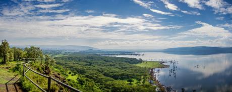 Panorama Lake Nakuru