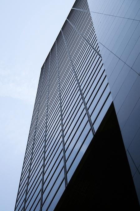 Sky High - Kantorengebouw in Rotterdam - foto door dvaneldik op 30-06-2011 - deze foto bevat: rotterdam, architectuur