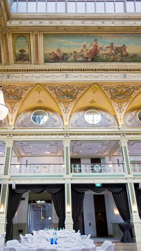 Scheveningen Kurhaus - grote zaal