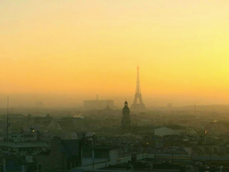 Dak van Parijs
