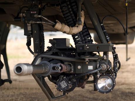 Apache boordkanon
