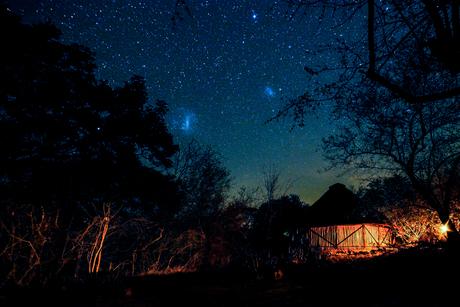 Starry Night over Umlani Bushcamp