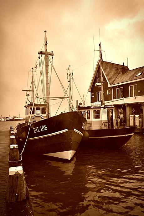 Haven in Volendam