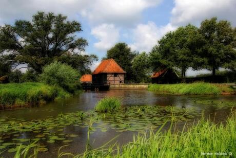 Watermolen Oldemeule Hengelo