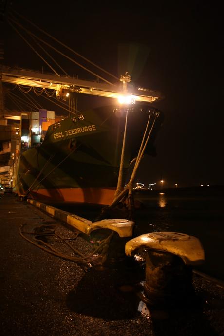 CSCL Zeebrugge ECT Delta