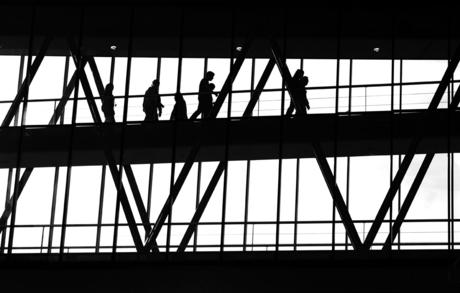 Leiden 1: Passage through black and white