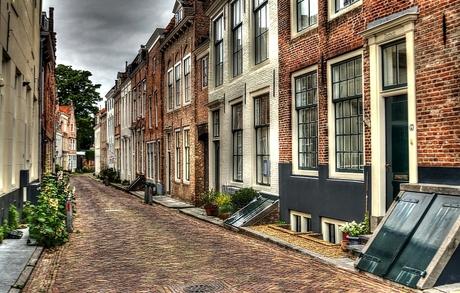Historisch Middelburg....