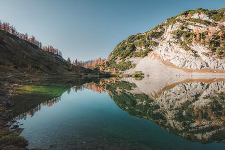 Schwarzsee auf der Tauplitzalm