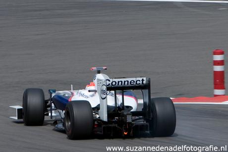 Kubica @ Nurburgring'09