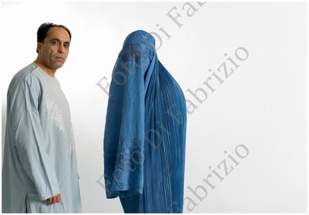 Aziem & Fatma-01 - un altra cultura - foto door vincebrizio op 11-11-2010 - deze foto bevat: islam