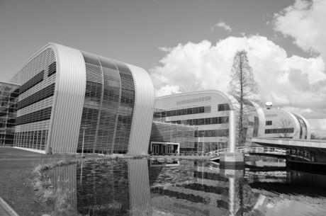 Architectuur Universiteit Nijmegen