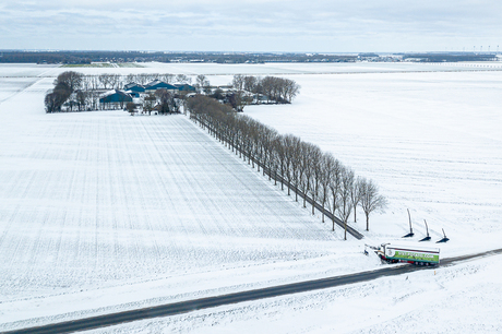 Transport in wintertime
