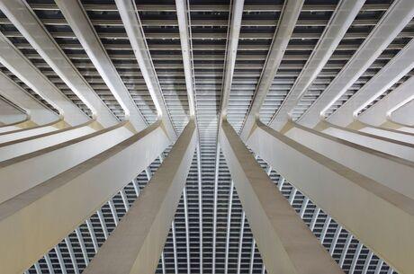 Kracht van beton in HDR