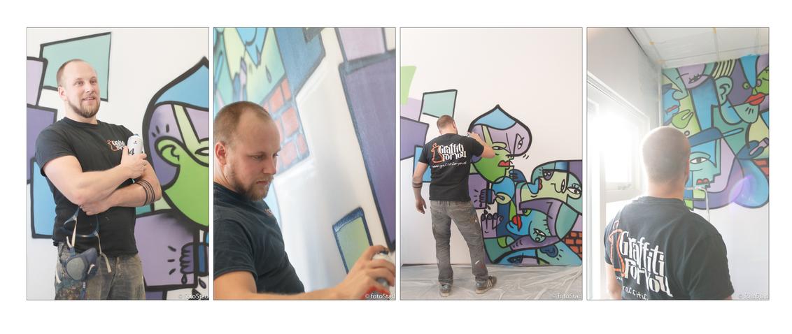 mens&passie - uit de serie mens&passie graffiti in een positief daglicht gebracht - foto door fotostad op 23-12-2016 - deze foto bevat: man, licht, tegenlicht, daglicht, emotie, passie, fotoshoot, project, serie, 50mm, seriefotografie