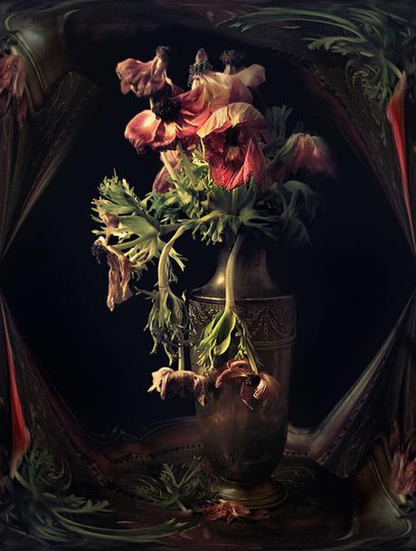 Een bosje bloemen voor Ali.........;)
