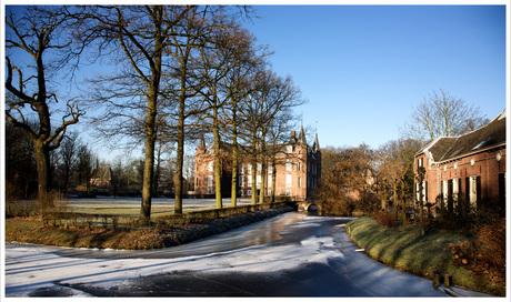 Winter in Oud- Zuylen