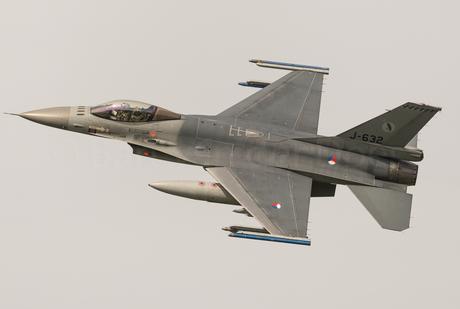 F-16A Block 20 MLU RNLAF J-632